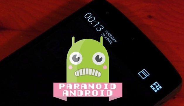 nexus5 paranoid