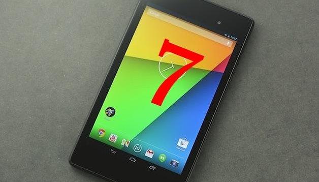 Sieben Tipps fürs Nexus 7