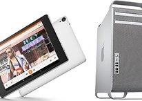 Nexus 9 kann mit Mac Pro (2012) mithalten