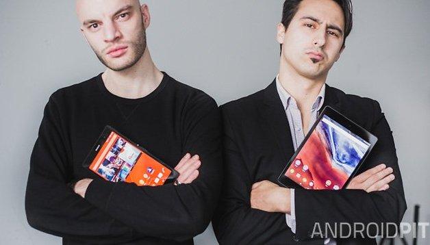 Nexus 9 vs. Xperia Z3 Tablet Compact: Zwei Tablets, zwei Meinungen