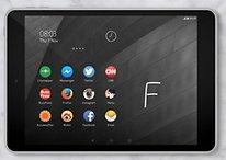 Baixe agora o launcher do tablet  com Android da Nokia