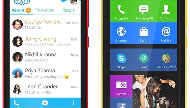Nokia présente les X et XL, smartphones sous Android à moins de 150€