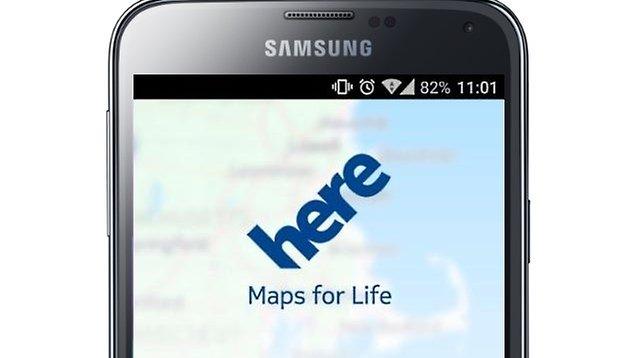 Nokia Here: Die Google-Maps-Konkurrenz jetzt kostenlos für Galaxy-Geräte