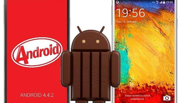 Samsung Galaxy Note 3 : Installez Android 4.4.2 dès maintenant !