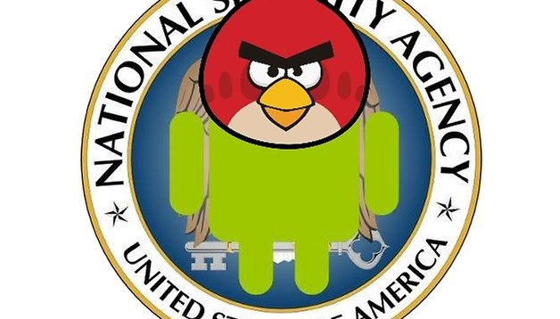 NSA spies while you slingshot Angry birds & use other leaky apps
