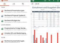 Microsoft Office für Android ist ab sofort kostenlos