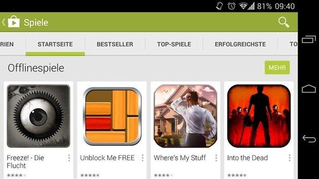 offline google play