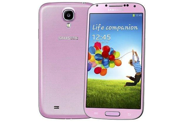 pink twilight galaxy s4