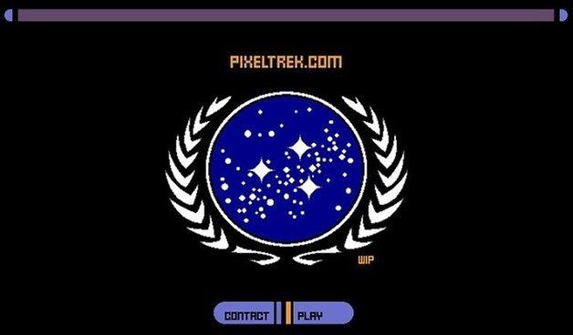 pixeltrek teaser