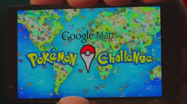 google maps pokedex