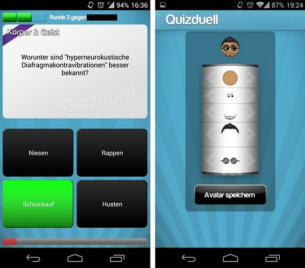 quizduell screens premium