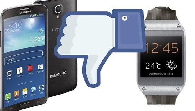 Galaxy Gear und Galaxy Round: Floppt Samsungs Vision der Zukunft?