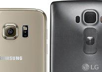 Galaxy S6 und G Flex 2 im Kameravergleich
