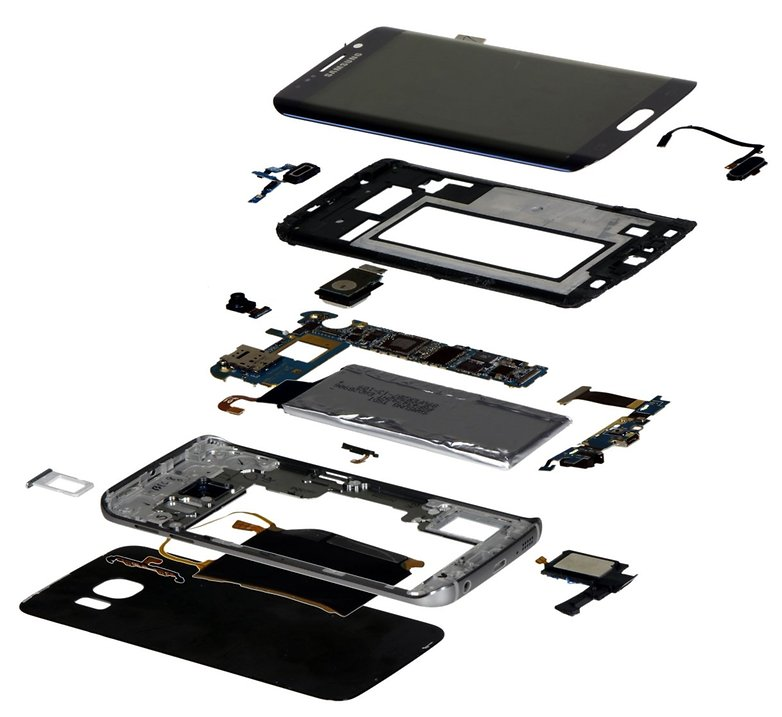 samsung s6 edge parts