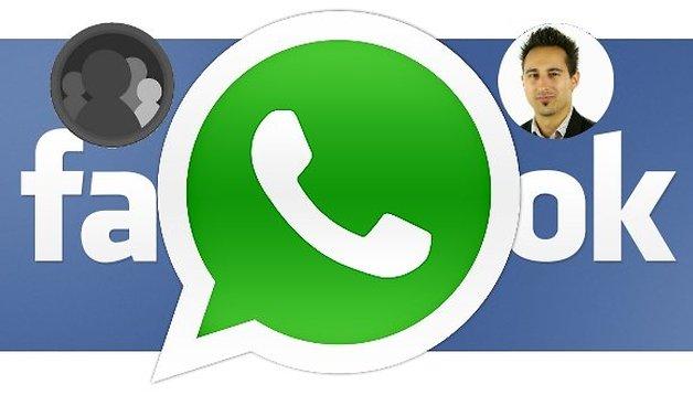 WhatsApp goes Facebook: Seebye bringt Chat Heads für den Messenger