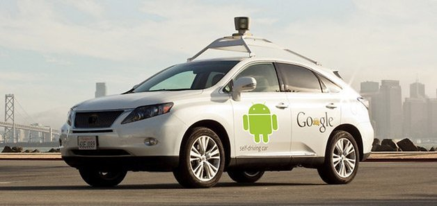 self driving android