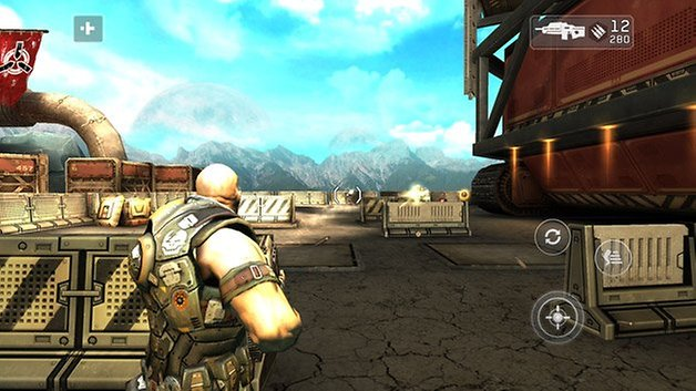 shadowgun screenshot nexus 5