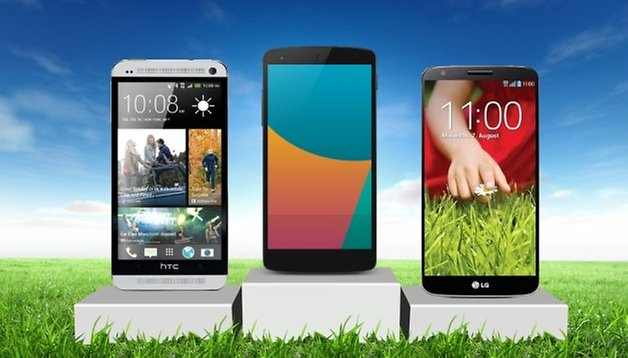 Das ist Euer Smartphone des Jahres 2013