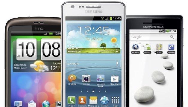 Von iPhone 3G bis Galaxy S2: So hat alles angefangen