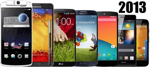 smartphone highlights 2013