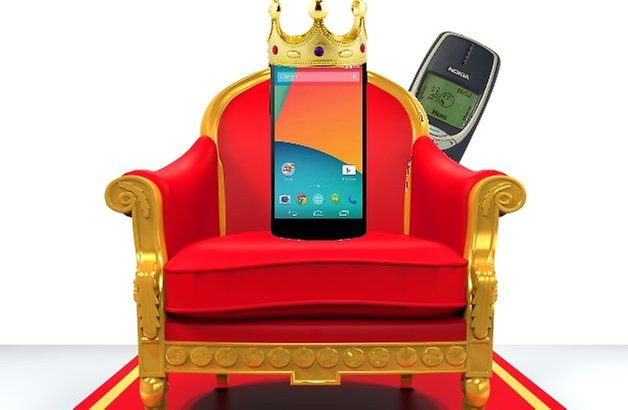 smartphone king dumphone