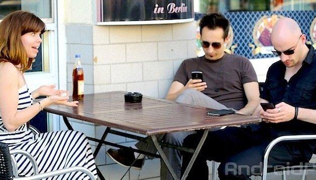 Las buenas maneras con nuestro smartphone