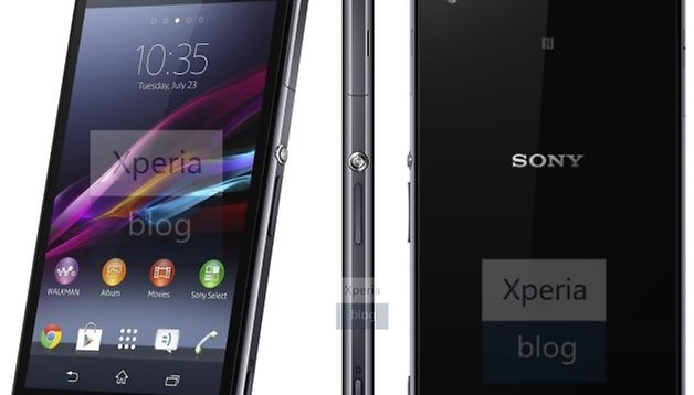 Sony Xperia Z1: Photos and technical details leaked