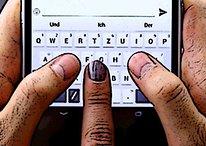 Smartphone-Tastaturen: Tippst Du noch, oder wischst Du schon?
