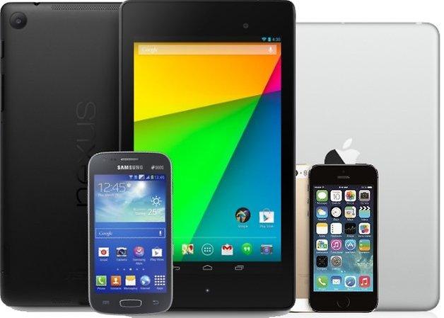 tablets smartphones teaser