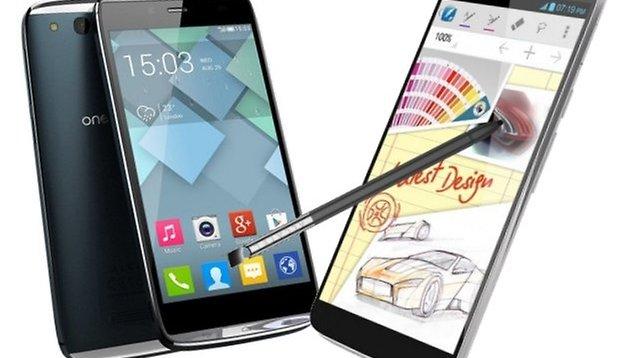 Alcatel One Touch : excellents accessoires et bords transparents