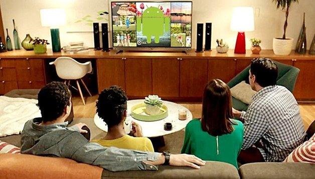 Android TV - ¿Logrará Google esta vez meterse en nuestros salones?