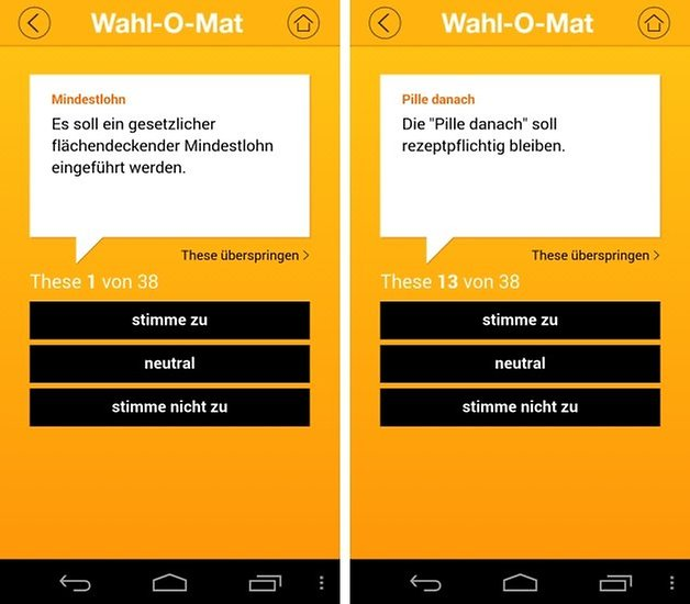 these wahl o mat 2