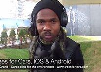Von der Parkbank zu Google Play: Obdachloser wird zum App-Star