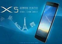 Umeox X5: Das neue dünnste Smartphone kommt aus China - schon wieder