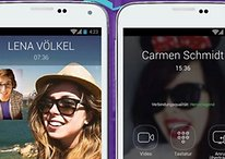 Viber kann jetzt Skype: Android-App erhält Video-Telefonie