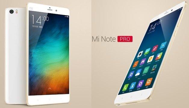 Xiaomi Mi Note Pro: il phablet dell'anno in preordine dal 6 maggio!