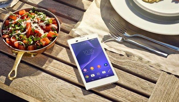 Sony Xperia style vorgestellt: Der dünnste 5,3-Zöller der Welt [UPDATE]
