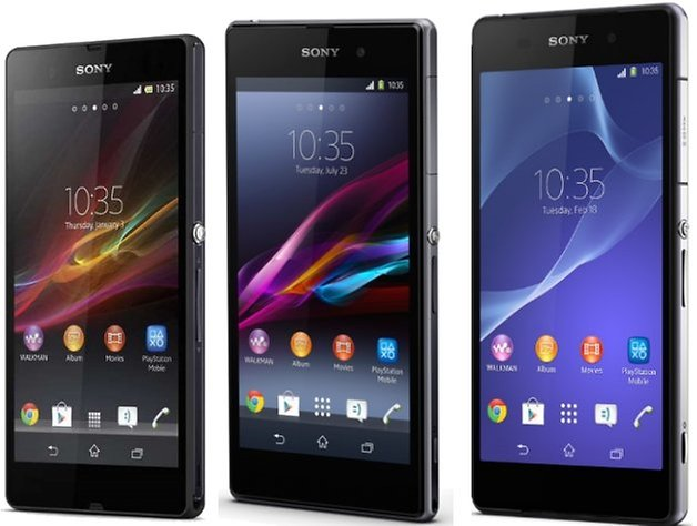 xperia z evolution 2