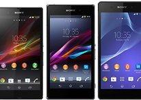 Sony Xperia Z: Die ewige Neuauflage