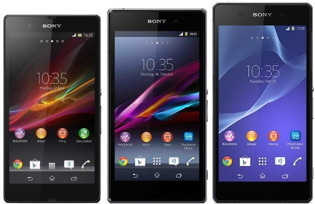xperia z evolution