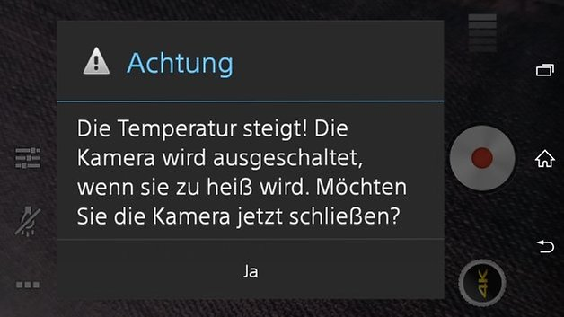 xperia z2 overheating