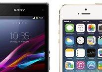 iPhone 5s und Xperia Z1 Compact: Kunstwerk vs. Arbeitstier