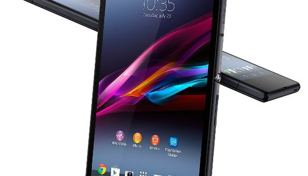 Sony Xperia Z Ultra: Sharp, Fast and Water-proof