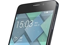 Alcatel One Touch Idol X vorgestellt: Superflaches 5-Zoll-Smartphone