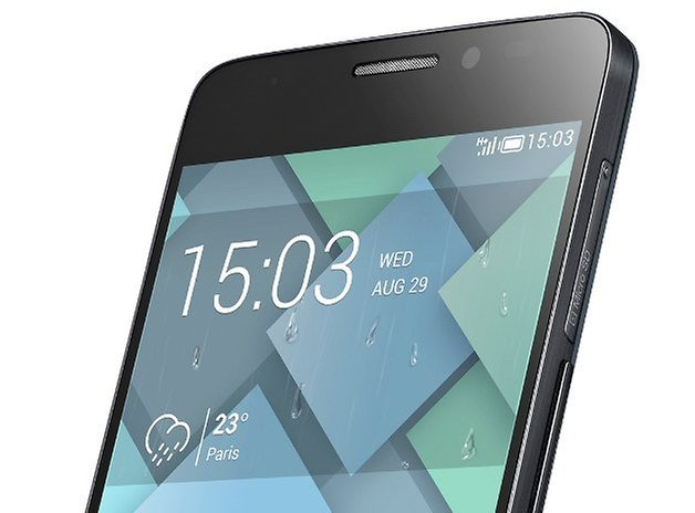 ALCATEl one touch idol x 2