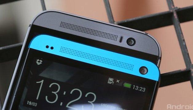 Uno contra Uno - Comparación entre el HTC One (M8) y el HTC One (M7)