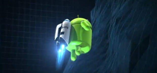 Android aktivierung