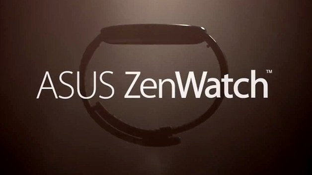 Asus ZenWatch Teaser video screenshot