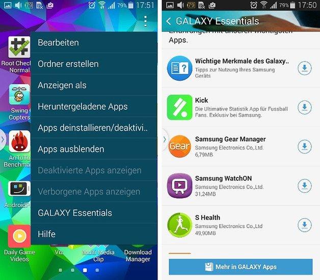 DE galaxy s5 screenshot tipps 4