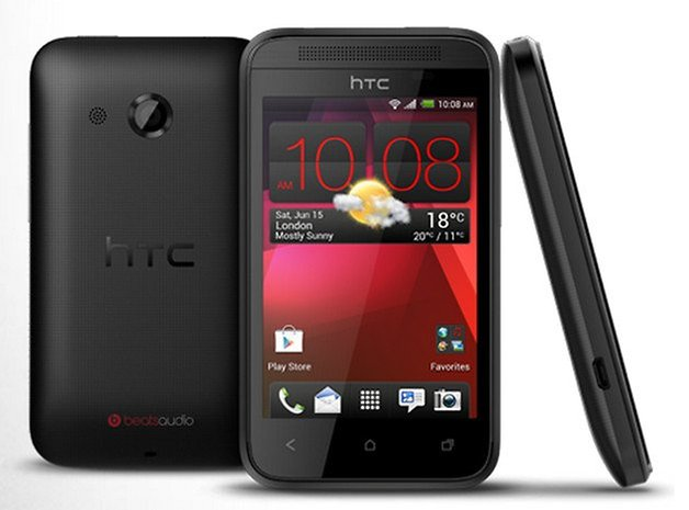 HTC Desire 200 1